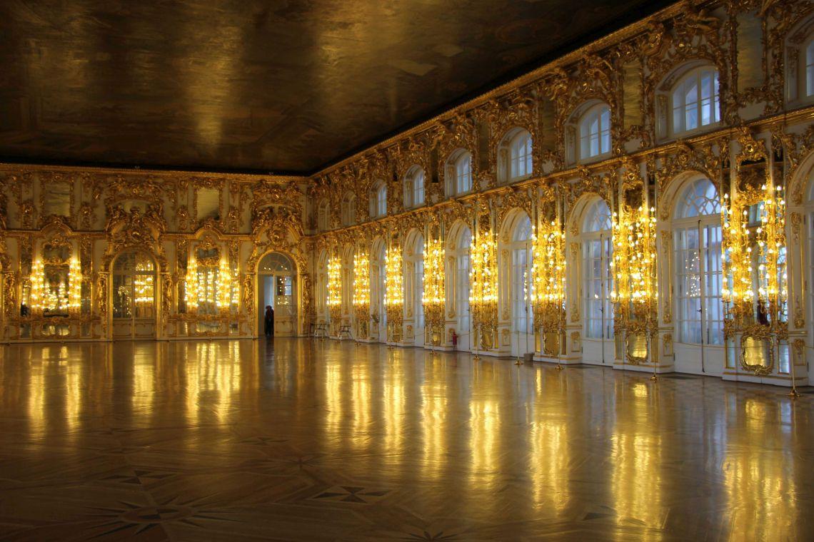 Katharinenpalast. Der Große Saal