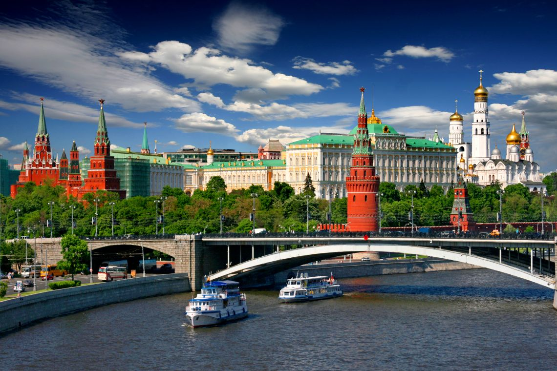 Moskau. Kreml