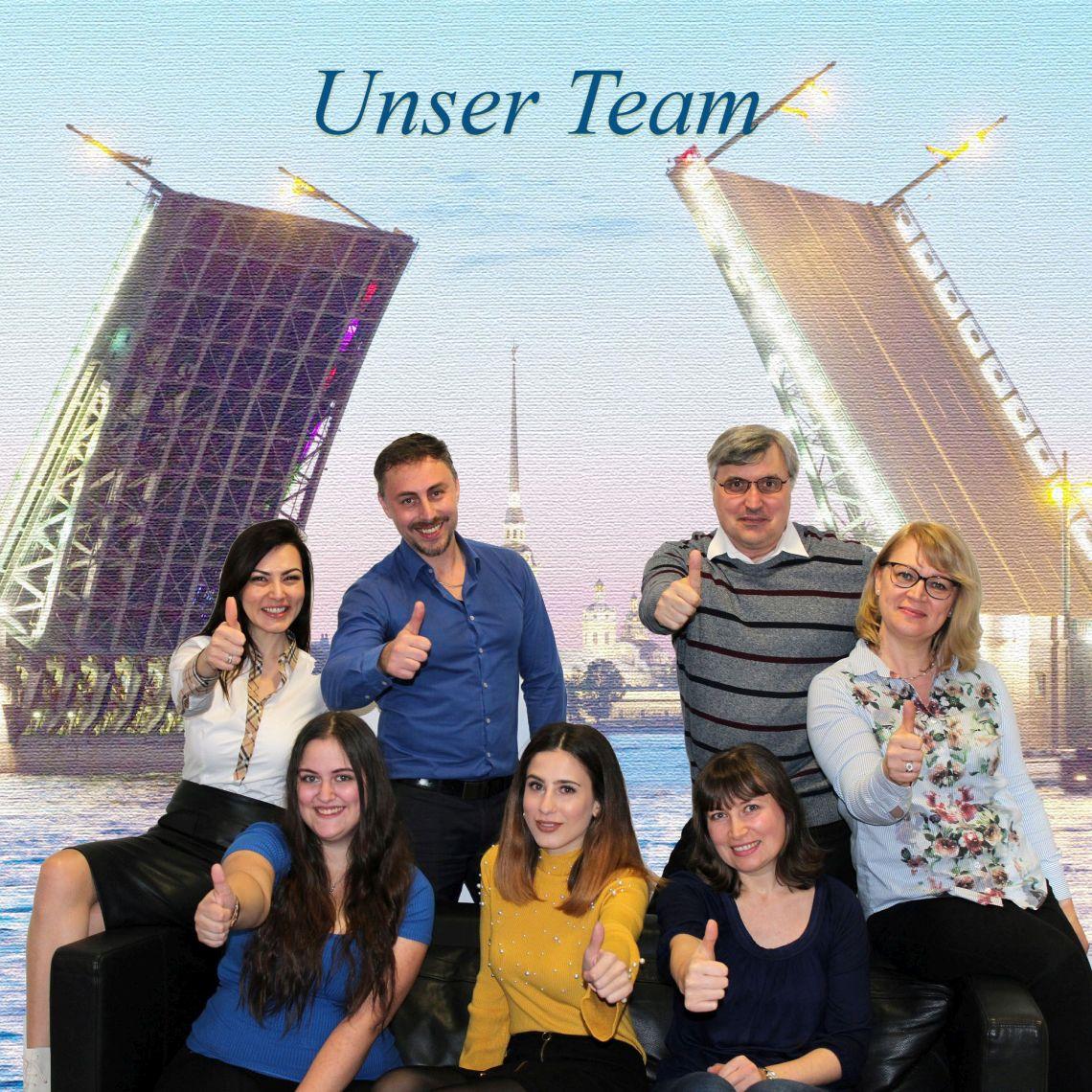 Newa Reisen Team